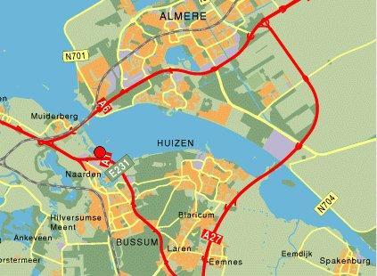 Kaart Gooimeer